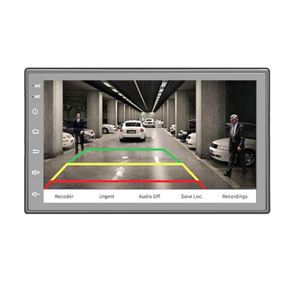 BYNCG Auto CCD HD รถสำรองข้อมูลไร้สายด้านหลังกล้องด้านหลังที่จอดรถจองกันน้ำกล้องดูกล้องย้อนกลับ
