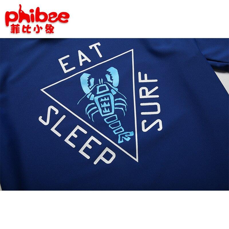 Phibee Phoebe Baby Elephant; новый стиль; Одежда для мальчиков с короткими рукавами; пляжная одежда; одежда для улицы; спортивные детские купальники