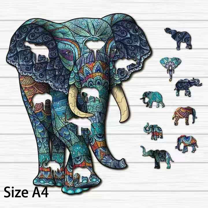 Elephant A4