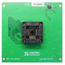 100% Original New XELTEK SUPERPRO DX3005/CX3005  Adapter For 6100/6100N Programmer DX3005/CX3005 Socket Free shipping