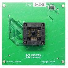 100% מקורי חדש XELTEK SUPERPRO DX3005/CX3005 מתאם עבור 6100/6100N מתכנת DX3005/CX3005 שקע משלוח חינם