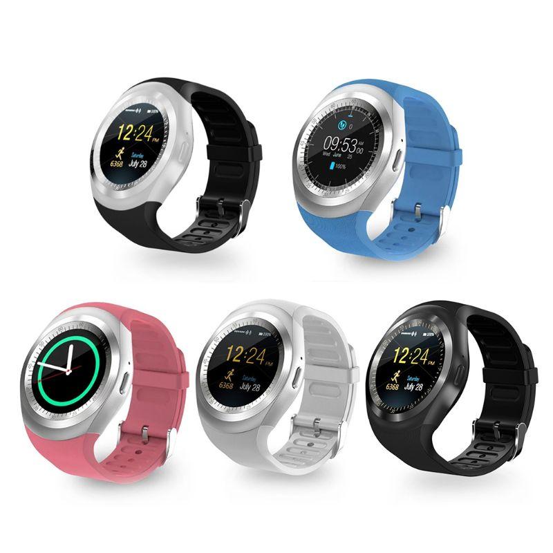Waterproof Bluetooth Smart Watch Step Positioning Wearable Sports Wristband Phone Mate 50PF