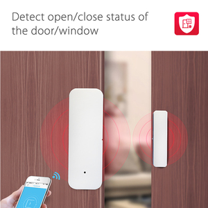 Image 3 - チュウヤスマート無線 lan ドア & 窓と互換性 alexa と google ホーム 2.4 グラムワイヤレス制御 app ホームセキュリティ用