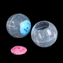Toy Hamster Gerbil Rat-Exercise Balls Jogging-Ball Pet-Rodent Small Plastic Mice Grounder