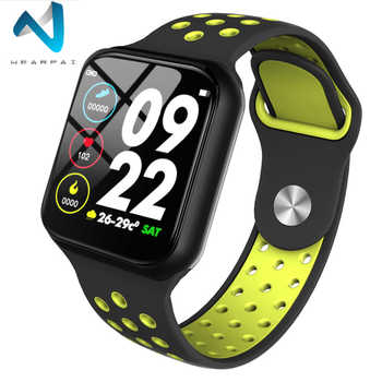 Wearpai Newest Smart Watch F8 Heart Rate Monitor Waterproof IP67 Fitness Tracker Watch Sleep Monitor for IOS Android - DISCOUNT ITEM  55% OFF All Category
