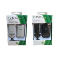 Pack de batterie Rechargeable pour manette de jeu X Box Xbox 360, contrôleur de contrôle de rechange pour le jeu