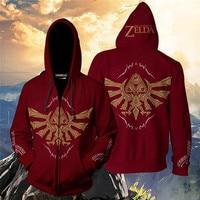 Legend of Zelda Gaming 3D Hoodies Men Off White Streetwear Hip Hop Warm Sweatshirts Men Casual Hoodie Men Hooded for Kids