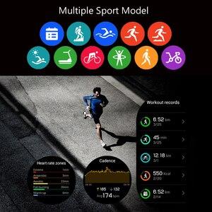Image 5 - Huawei Honor Watch Magic SmartWatch GPS 5ATM WaterProof Heart Rate Tracker Sleep Tracker Working 7 Days Message Reminder