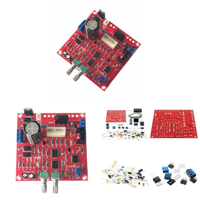 High Adjustable DC Regulated Power Supply 0-30V 2mA-3A Short Circuit Current Limiting Protection DIY Kit KTC 66