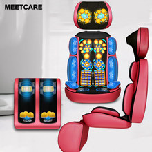 Massage Body-Cushion Vibrating Back-Leg Cervical-Neck Electric New with Heating-Device