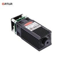 ORTUR 레이저 장치 20W 15W 7W 레이저 모듈 조정 가능한 초점 PWM 모드 데스크탑 조각 기계