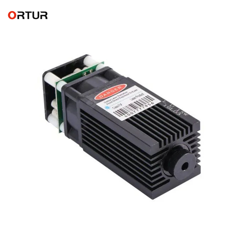 ORTUR Laser Unit 20W 15W 7W Laser Module Adjustable Focus PWM Mode for Desktop Engraving Machines 3d printer parts