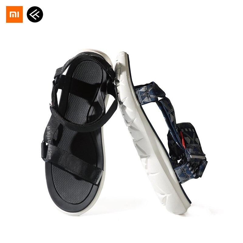 Original Xiaomi Mijia FREETIE Curved Magic Belt Sandals Non-slip Wear-resistant Free Buckle Sandals Suitable For Spring Summer