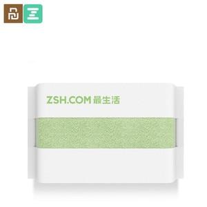 Image 1 - Original Youpin ZSH Polyegiene Antibacterical Towel Young Series 100% Cotton 5 Colors Highly Absorbent Bath Face Hand Towel D5