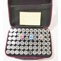 Dpsprue 7 Farben 30/60 Flaschen Diamant Malerei Kreuz Stich Zubehör Werkzeug Box Container Diamant Lagerung Tasche Fall Stickerei Mosaik