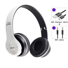 soleeanre Bluetooth headphones wireless headphone headset music stereo helmets headset Gaming Foldable for phone PC tablet