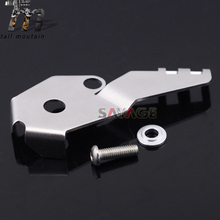 Side Stand Switch Protector Guard For BMW R 1200 GS 1200GS R1200GS LC Adventure ADV 2013-2018 13 14 15 16 17 18 Cover Cap Metal yowling motorcycle accessories side stand switch protector guard cover for bmw r1200gs r 1200gs lc r 1200gs adv 2014 2017