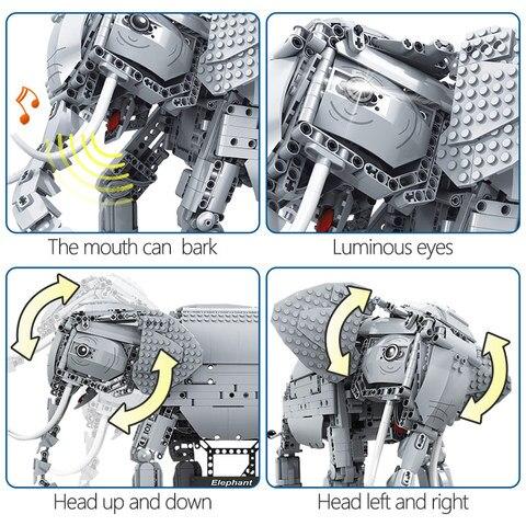 maquinas blocos de construcao tecnica rc elefante