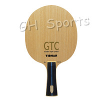 TIBHAR GTC Big Hammer (Golden Triple Carbon, 8+3 Ply) Racket Table Tennis Blade Racket Ping Pong Bat Paddle