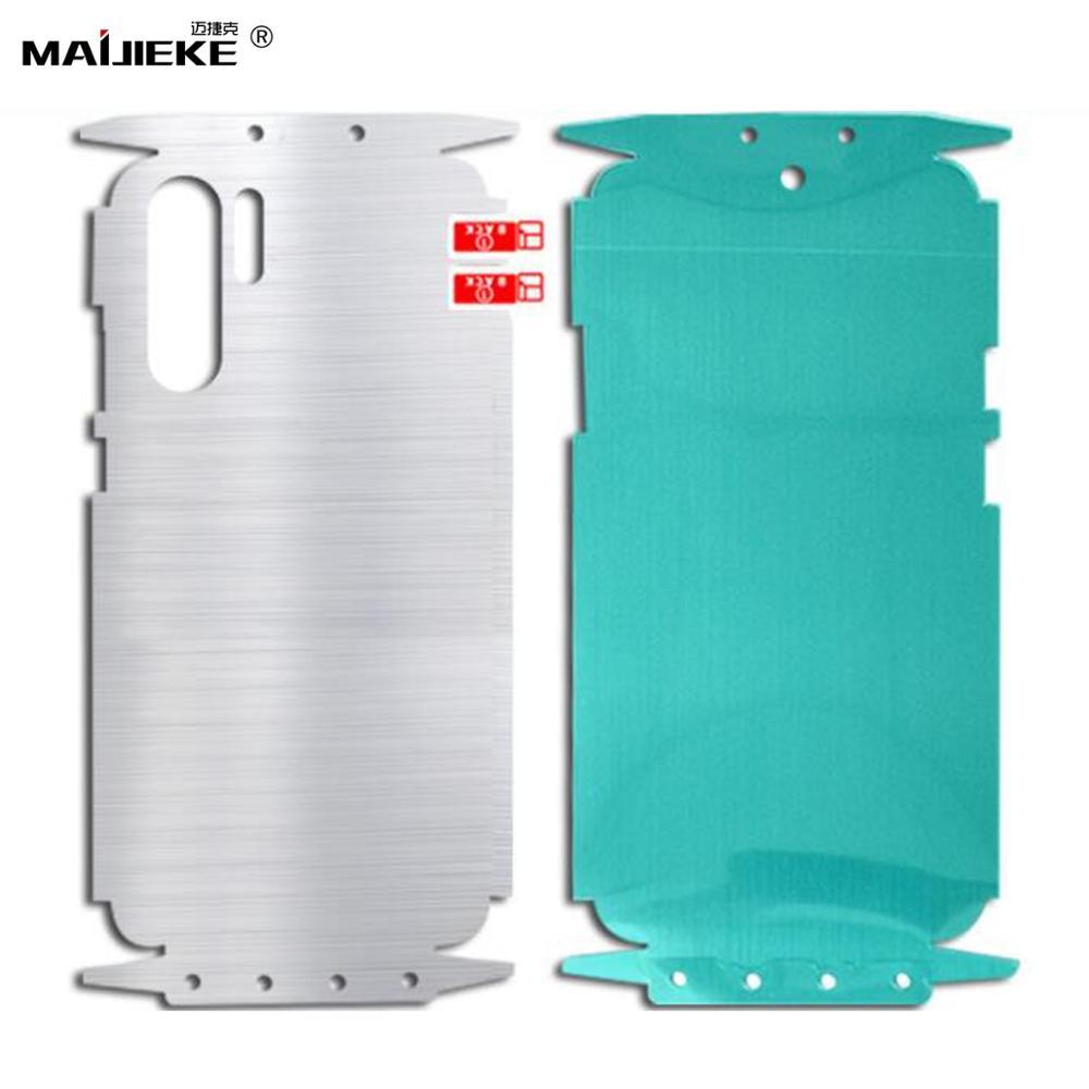 Original 10D Front+Back Hydrogel Film For Huawei Nova 5i 5 Pro P30 Pro Mate 30 20 Pro Honor 20 Pro Nano Full Body Memory Film