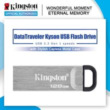 Kingston DataTraveler Kyson USB Flash Drive USB 3,2 Gen 1 pen drive DTKN Cle USB pendrive disco Stick gb 32gb 64gb 128gb 256g USB3.0