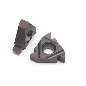 Image 4 - MMT 16IR 11ER AG60 VP15TF UE6020 US735 thread cutting tool carbide insert CNC lathe turning tools carbide MMT16ER turning tool