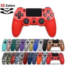 Bluetooth için kablosuz Gamepad Joystick PS4 denetleyici Fit mando için ps4 konsolu için PS3 için Playstation 4 Dualshock 4 Gamepad
