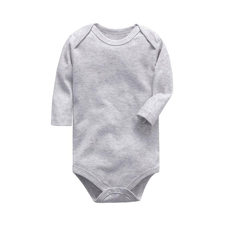 Infant Cotton Onesies Solid Color Unisex Baby Short Sleeve Bodysuit,0-24Months