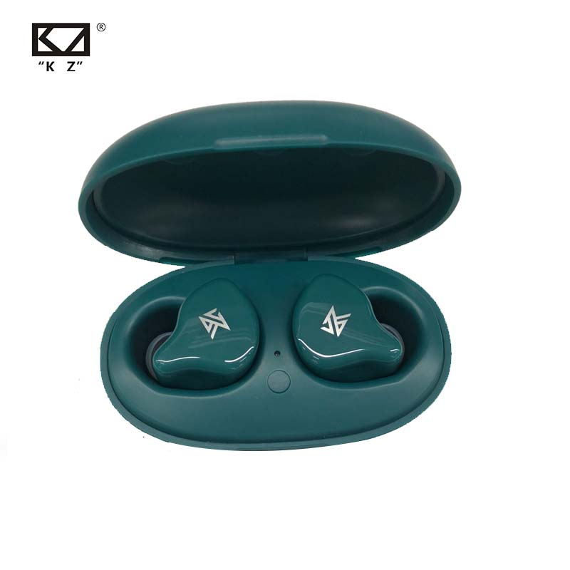 KZ S1D S1 TWS Wireless Earphones Bluetooth 5.0  Dynamic Wireless Bluetooth  E10 T1 C12 ZSX ZSN ZST