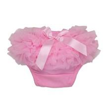 Pants Bloomers Shorts Nappy Toddler Baby-Girls Lace Tutu New Chiffon Satin Bowknot Kids