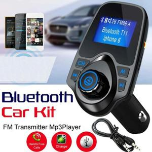 Wireless Bluetooth FM Transmit