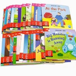 35 шт. детские книги Обучающие от двух до шести лет английские цветные книги с картинками 35 книг детские книги на английском языке