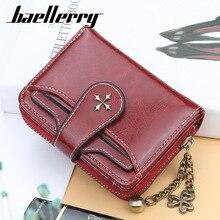 De calidad superior las mujeres billetera monedero Vintage mujer carteras Hasp monederos con tarjetero cartera mujer WWS266-2
