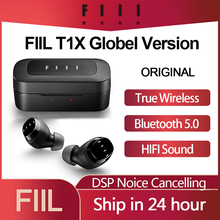 Original FIIL T1X T1XS True Wireless Headset Bluetooth 5 0 Sport Earphones DSP Noice Cancelling Waterproof TouchcControl Earbuds cheap Xiaomi In-Ear Other CN(Origin) for Video Game Common Headphone For Mobile Phone HiFi Headphone User Manual Charging case