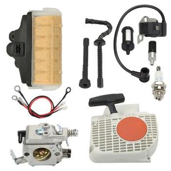 Набор катушек зажигания карбюратора для бензопилы STIHL MS210 MS230 MS250