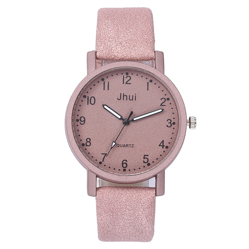 Women Watches Luxury Leather Strip Marble Dial Dress Wristwatch Ladies Gift Quartz Clock Relogio Feminino Reloj Mujer Clock #c