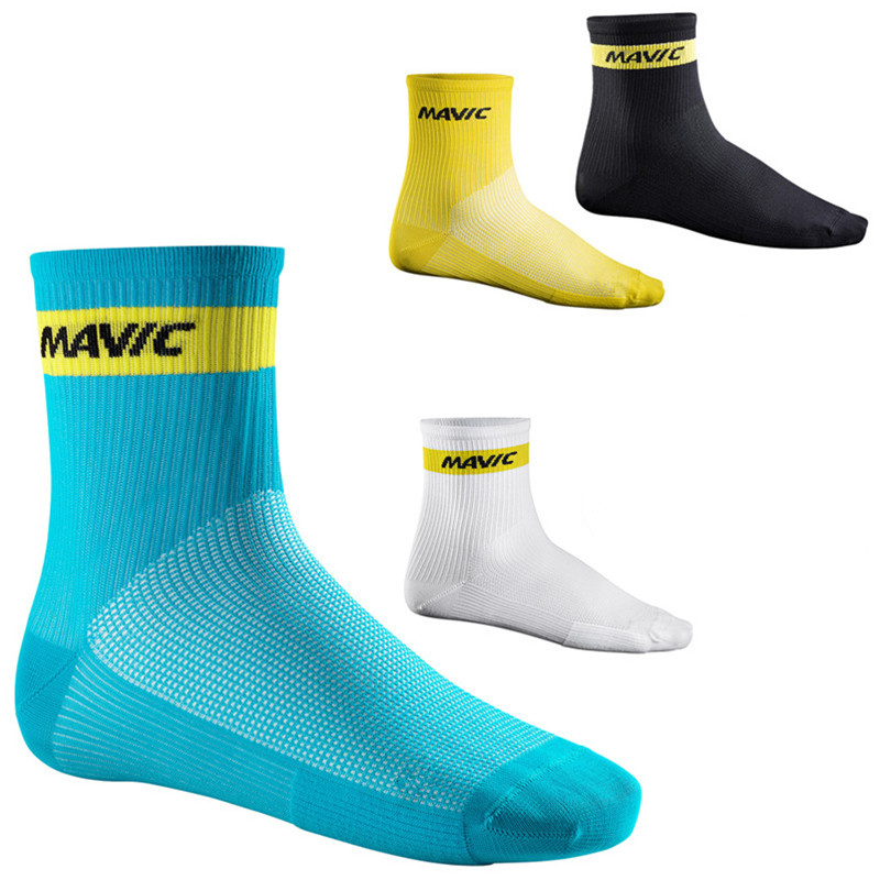 High quality Professional brand sport socks Breathable Road Bicycle Socks Outdoor Sports Racing Cycling Socks