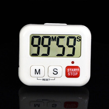 Alarm-Clock Time-Timer Kitchen-Egg-Kit Countdown-Stopwatch Shower-Sound Study Digital