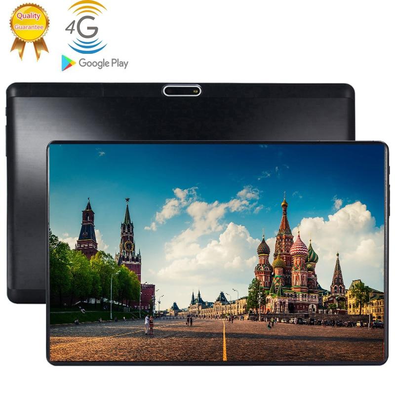 CARBAYTA conception originale 10 pouces tablette Android 9.0 Octa Core 6GB + 128GB 3G 4G LTE téléphone double carte SIM marque CE tablettes WiFi