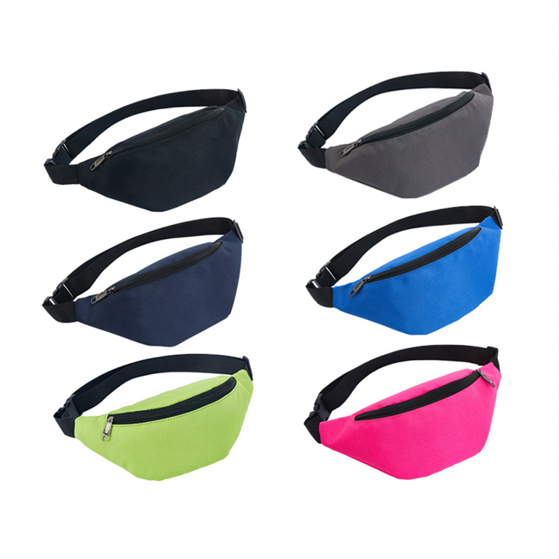 Waist Bag for Women Belt Bag Travel Men Travelling Fanny Packs Oxford Hip Bum Bag Purse Ladies Belly Pouch for Phone Chest Pouch