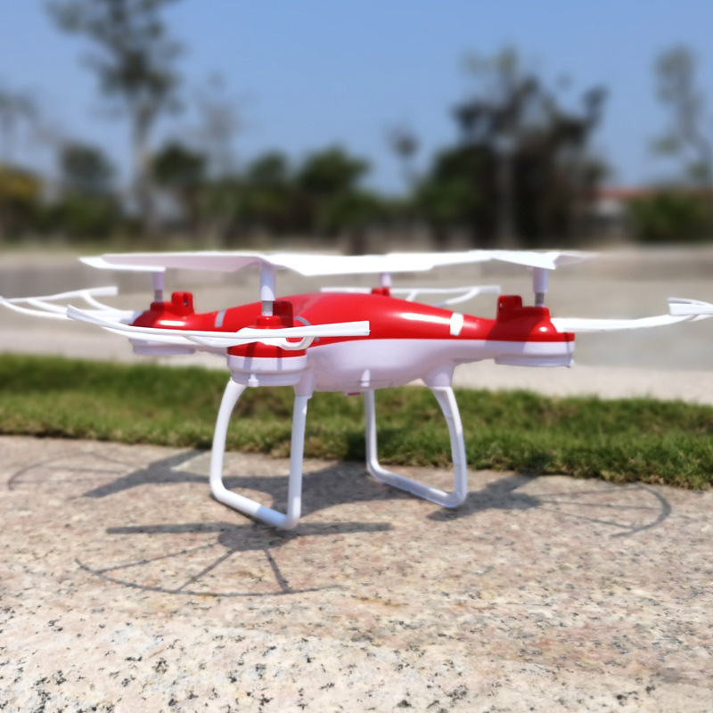 Unmanned Aerial Vehicle Aerial Remote-control Aircraft CHILDREN'S Toy Charging Quadcopter Gift A-Piece