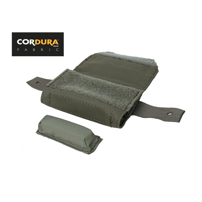 TMC Helmet Mounted 4xCR123 Battery Pouch Counterweight Battery Case(SKU051428)