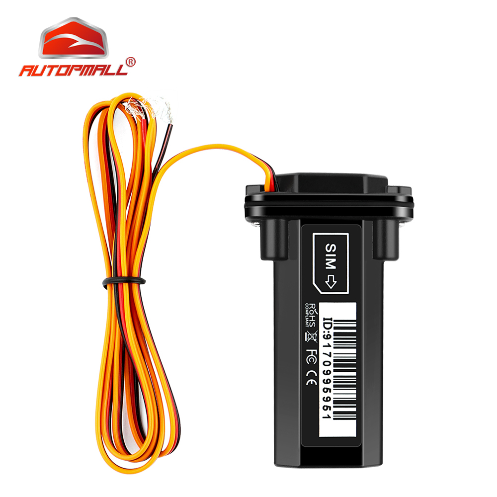 Mini 3G <font><b>GPS</b></font> Tracker Car Motorcycle Real-time Tracker Built-in Waterproof Battery Cut Off Fuel Alarm Free APP Upgrade ST-<font><b>901</b></font> image