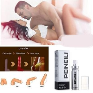 15ml Men Sex Delay Spray Male Anti Premature Ejaculation Prolong Big Dick Enlargement Cock Erection Enhancer Adult Product(China)