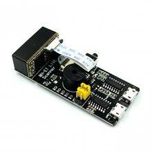Qr/1d/2d/сканер кода V3.0 сканер штрих-кода модуль распознавания последовательной связи Uart интерфейс Usb клавиатура вход