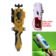 Pull-Wire-Antenna Gyroscope-Parts Beyblades Burst Spinning-Launcher Toys Led-Light Children