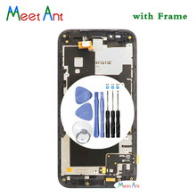 High Quality 4.5'' For ASUS Zenfone Go ZC451TG LCD Display Screen With Touch Screen Digitizer Assembly + Tool