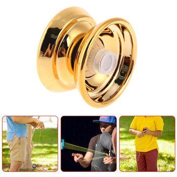 2018 NEW Kids Children Professional Toys Alloy Yo-Yo Ball Bearing String Aluminum Gift yoyo profissional for daily entertainment magicyoyo n11 aluminum alloy yo yo toy black golden