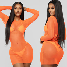 2019 Women's Sheer Mesh Cover Up Swimwear Swimsuit Bathing Summer Beach Dress See-through Suit One Piece Sexy Soft Swimsuits super sexy splicing transparent mesh one piece swimsuit summer sheer monokini see through bathing suit swimwear bodysuit bikini