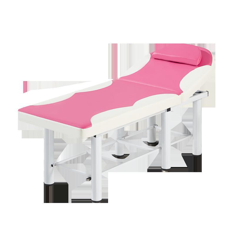 Beauty Bed Massage Bed Body Beauty Eyelash Tattoo  Massage Folding Bed Beauty Salon Dedicated Bold Six Legs